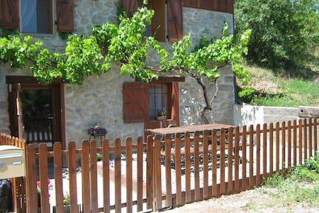« Le Tilleul » (Proche Tallard) - Huis