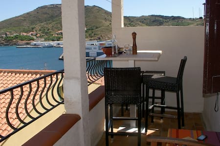 Apartment with sea views - Port-Vendres