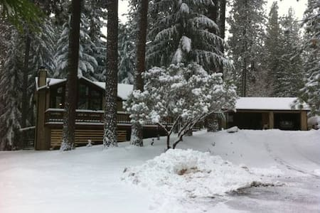 Sierra Vacation Home - Pioneer - Haus