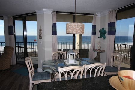 Corner Beachfront WOW VIEWS!,Nov. availability - Orange Beach