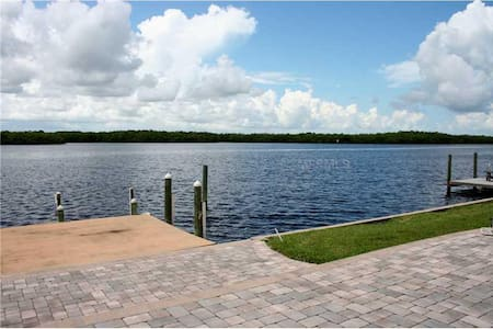 Florida Bay Cottage - Ruskin - Ház