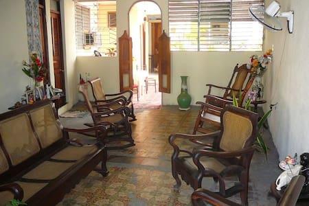 Habitación privada en Santiago - Casa
