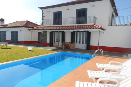 Casa Pereira SNOOKER WIFI BBQ POOL - Vila