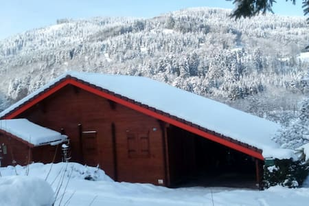 Chalet for 4 persons next Gerardmer