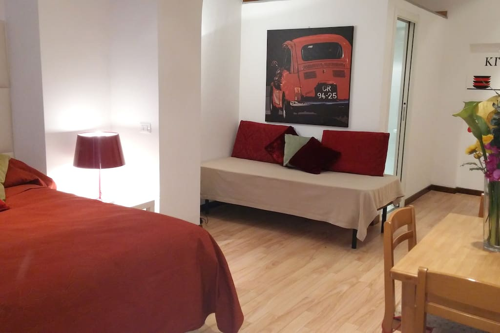 San Pietro apartment Rome