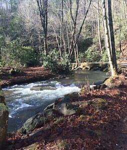 Idyllic Creekside