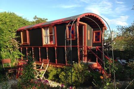 Rustic Gypsy Wagon  - Bellerive