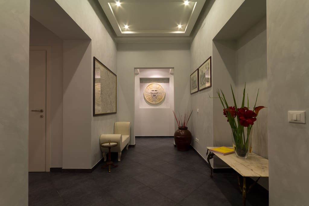 B&B Fori Imperiali's Room Rome