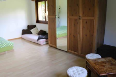 2 chambres dans une villa à Bex - Bex - House