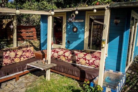 Cosy Gloucester Road cabin - 布里斯托尔 - 小木屋