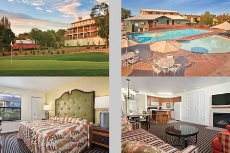 1 Bedroom SN Wyndham Angels Camp, CA - Angels Camp - Lakás