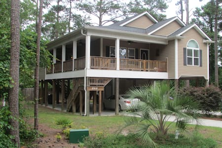 Private room, close to Holden Beach! - Casa