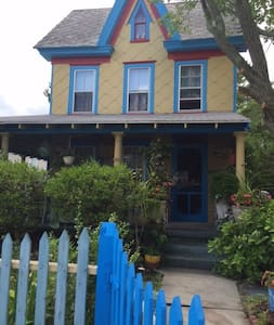 Historic North Wildwood Home With Great Location - House