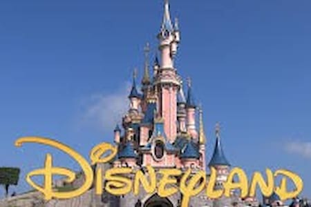 Disneyland paris 4 rooms 8p - Byt