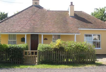 Crossing Cottage, Aldeburgh. Detached with garden. - Aldeburgh - Bungalow