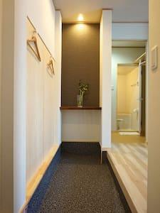 Dotonbori【道顿堀】步行30秒 Walk~30sec C - Apartment
