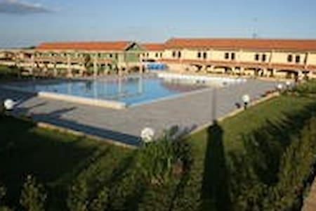 residence con piscina 200m dal mare (4) - borgia - Apartment