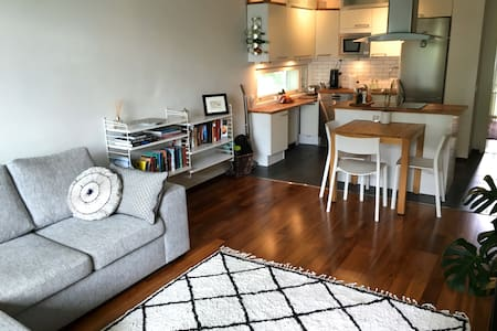 Cozy 2-room apartment in Lauttasaari - Apartmen