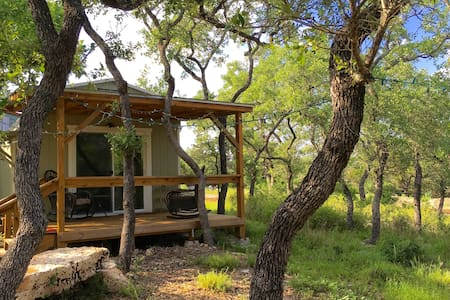 Beautiful Zen Cabin at Canyon Lake! - Kisház