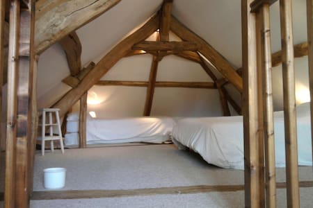 Chambre familiale - Bed & Breakfast