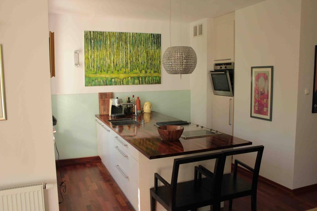 High Standard Apartment in Sopot