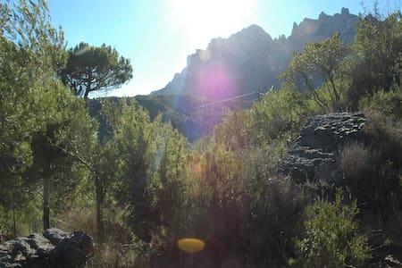 Climbers Cabin / Cabaña - Barcelona - Cabin