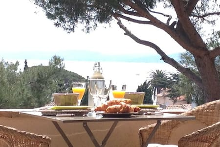 Apt. See view - French Riviera - Daire