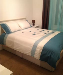 Double room in lovely family home - Plymouth - Casa
