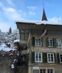 200 Year Old House, Interlaken - Erlenbach im Simmental - Haus