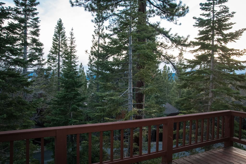 Lake Tahoe Northshore Townhome.