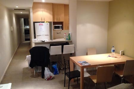 Modern Flat CBD Central Station 4-bed shared room - Haymarket - Apartment
