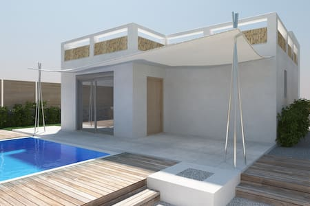 Thalasses luxury sea front villas  - Sfakaki