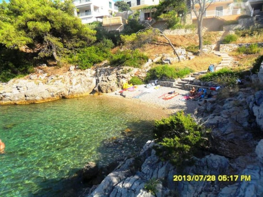 "Apartment Near Sea, ""B"" (2+1 beds)"