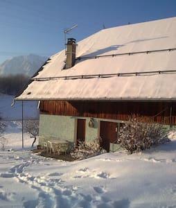 Petite maison dans la montagne - Albertville