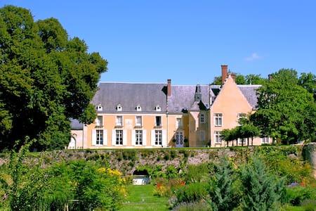 Chateau de La Barre, Loire - Conflans-sur-Anille