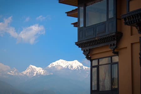 The Chumbi Mountain Retreat (Yuksom Suite) - Pelling