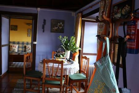 bonita y tranquila casa rural  - Casa