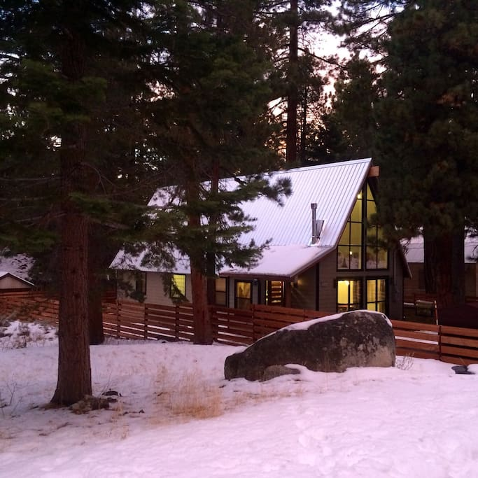 Welcome to our beautiful Chalet.