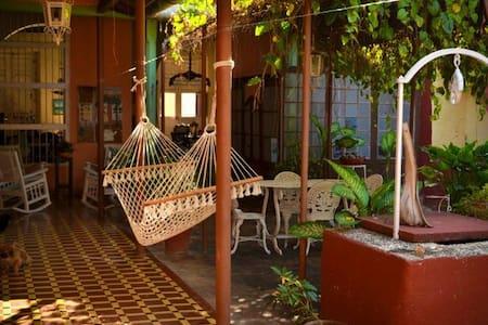Villa Flor, Historical Villa in Trinidad - Hus