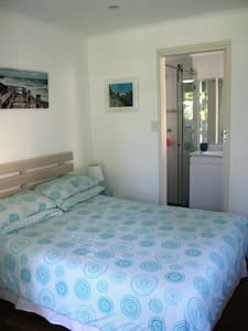 Double room with En suite and pool - Haus