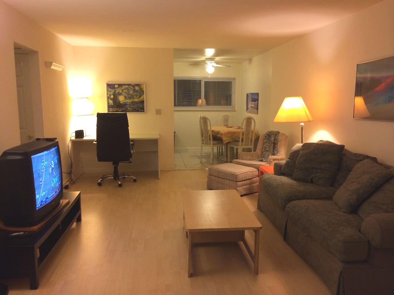 Home away from home 2BR