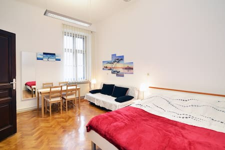 Interesting room in the very centre - Zagreb - Wohnung