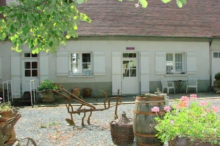 Chez Mémé Delphine - gîte voor 4 p. - Huis