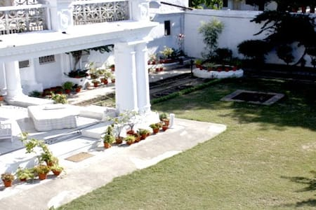 The Padrauna Palace,Kushinagar,UP