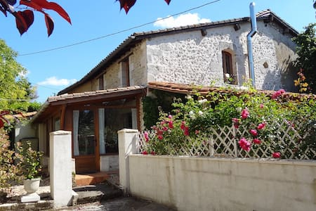Charming holiday cottage and garden - Maison