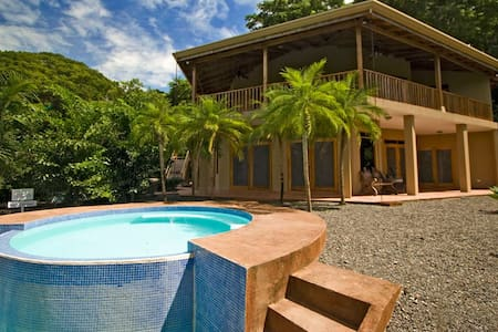 3-4 bedrooms, jungle views, pool - Villa