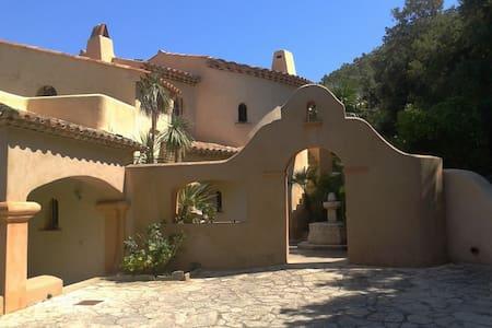 Belle maison et vue mer magnifique - Ramatuelle - Villa