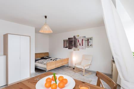 Beautiful cozy studio apartment