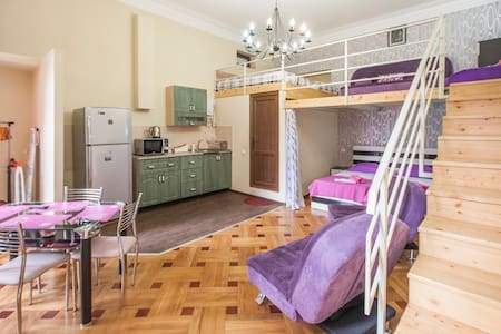 Newly Refurbished Flat in Tbilisi - Tiflis - Wohnung