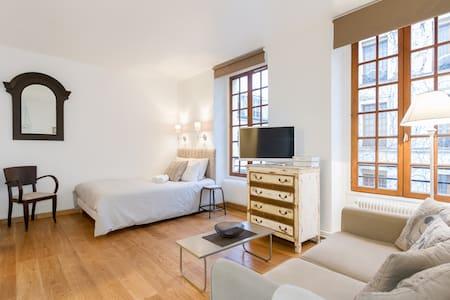 Rue Cler -  à deux pas de la Tour Eiffel ! - Appartamento